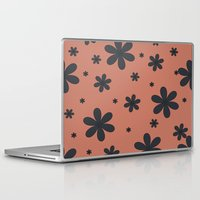 brown Laptop & iPad Skins featuring brown by Sproot
