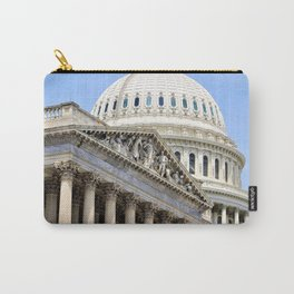 House Wing Carry-All Pouch