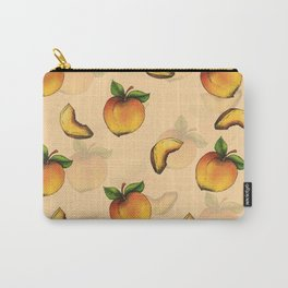 Peach Design Carry-All Pouch