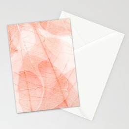Sun Bleached Apricot Stationery Cards