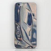 subaru iPhone & iPod Skins featuring Subaru Impreza by Craig Holland Illustration
