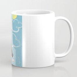 The man who has no imagination has no wings. Coffee Mug