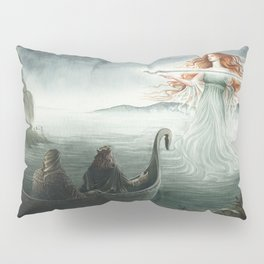 Lady of the Lake Pillow Sham