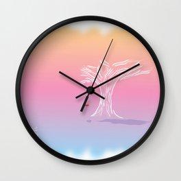Memory Lanes Wall Clock