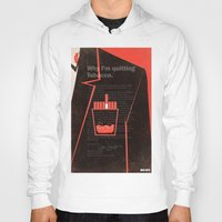 mad men Hoodies featuring Mad Men Poster Print by Take Heed