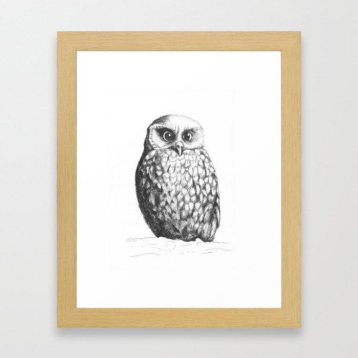 Morpork Framed Art Print