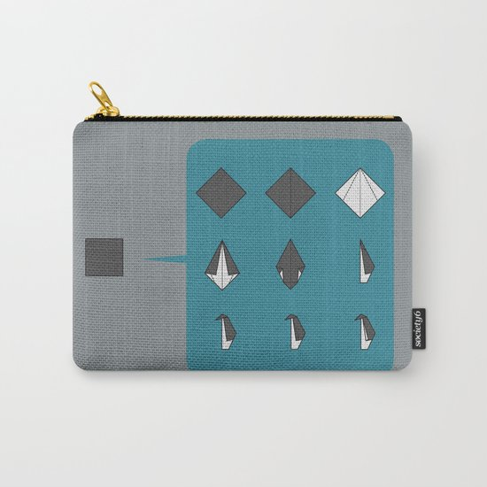 Imagination Is The Beginning Of Creation Carry-All Pouch