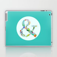 Ampersand. Laptop & iPad Skin