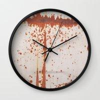 sonic Wall Clocks featuring Sonic by Nigel Williams
