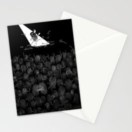 Fingerprint II Stationery Cards