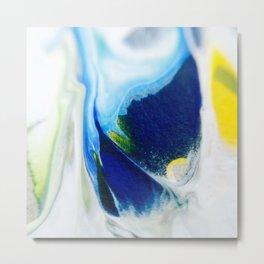 Painting Play (iv) Metal Print