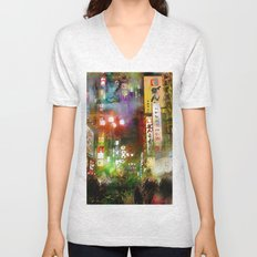 Just one street Unisex V-Neck