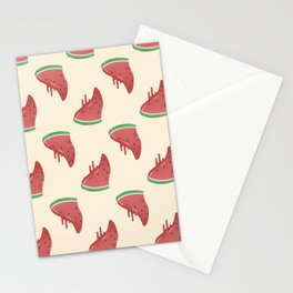 Summer Pizza Stationery Cards