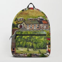 Cwm Parc, Treorchy, South Wales Valleys Backpack