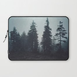 Leave In Silence Laptop Sleeve