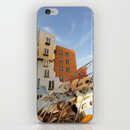 The Ray and Maria Stata Center iPhone Skin
