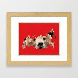 The Russian Bear Framed Art Print