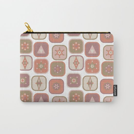 Abstraction . 12 . Geometry . Carry-All Pouch