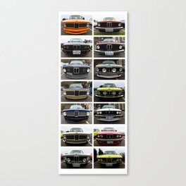 Bavarian Auto Club - West Seattle 2014 Canvas Print