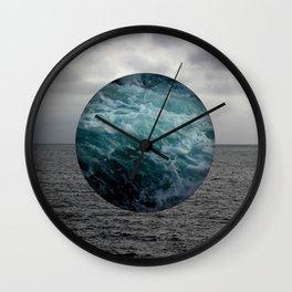 Oceania. Wall Clock