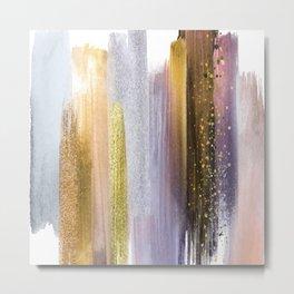 Color run Metal Print