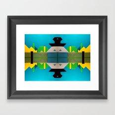 Digital PlayGround #2 Framed Art Print