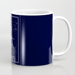 The Hermite or L'Ermite Tarot Coffee Mug