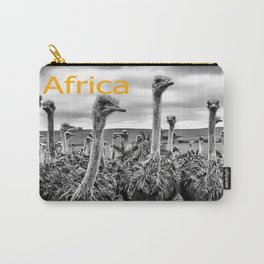 Africa III Carry-All Pouch