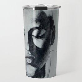 Shadow Girl Travel Mug