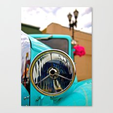 Headlight Americana Canvas Print