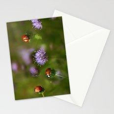 Ladybirds.... Stationery Cards
