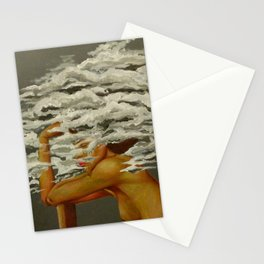 Clouded Thought Stationery Cards