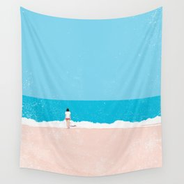 Beach 4 Wall Tapestry