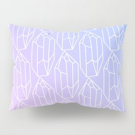 Crystal Pattern Pillow Sham
