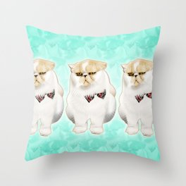 Hyseymour Throw Pillow