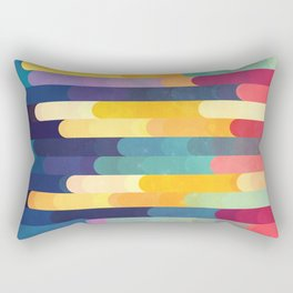 Sleepless Rectangular Pillow