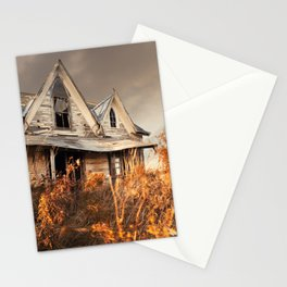 Autumn Neglect Stationery Cards