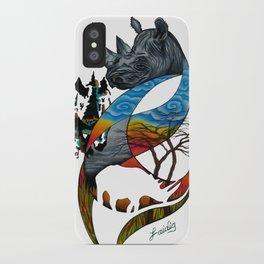 Black Rhino iPhone Case