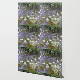 "Claude Monet ""Water lilies""(2) Wallpaper"