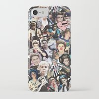 niall horan iPhone & iPod Cases featuring Niall Horan - Collage by Pepe the frog