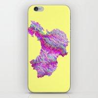 china iPhone & iPod Skins featuring China by mthbt