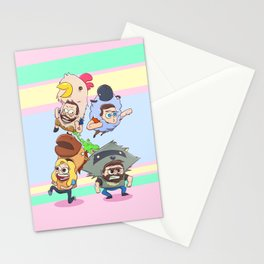 Funhaus Ultimate Chicken Horse Stationery Cards