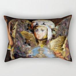 VIRGEN Rectangular Pillow