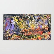 Parachutes 00' Canvas Print