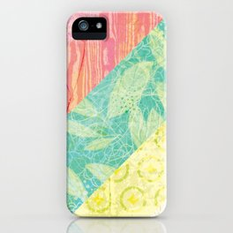 Whim Stripes iPhone Case