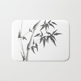 Leaves or Fishes? Bath Mat