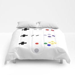 90's gaming Comforters