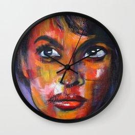 odacieuse Wall Clock
