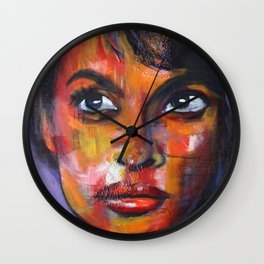 odacieuse Wall Clock