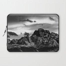 Luminous Mountain Sky Laptop Sleeve